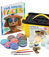 Face Paints & Make-up