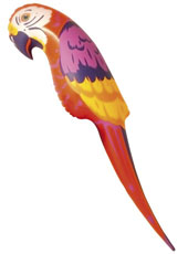 116cm Inflatable Parrot