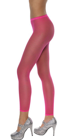 fishnet tights pink tights
