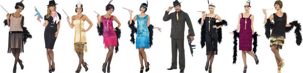 20s Adult Costumes