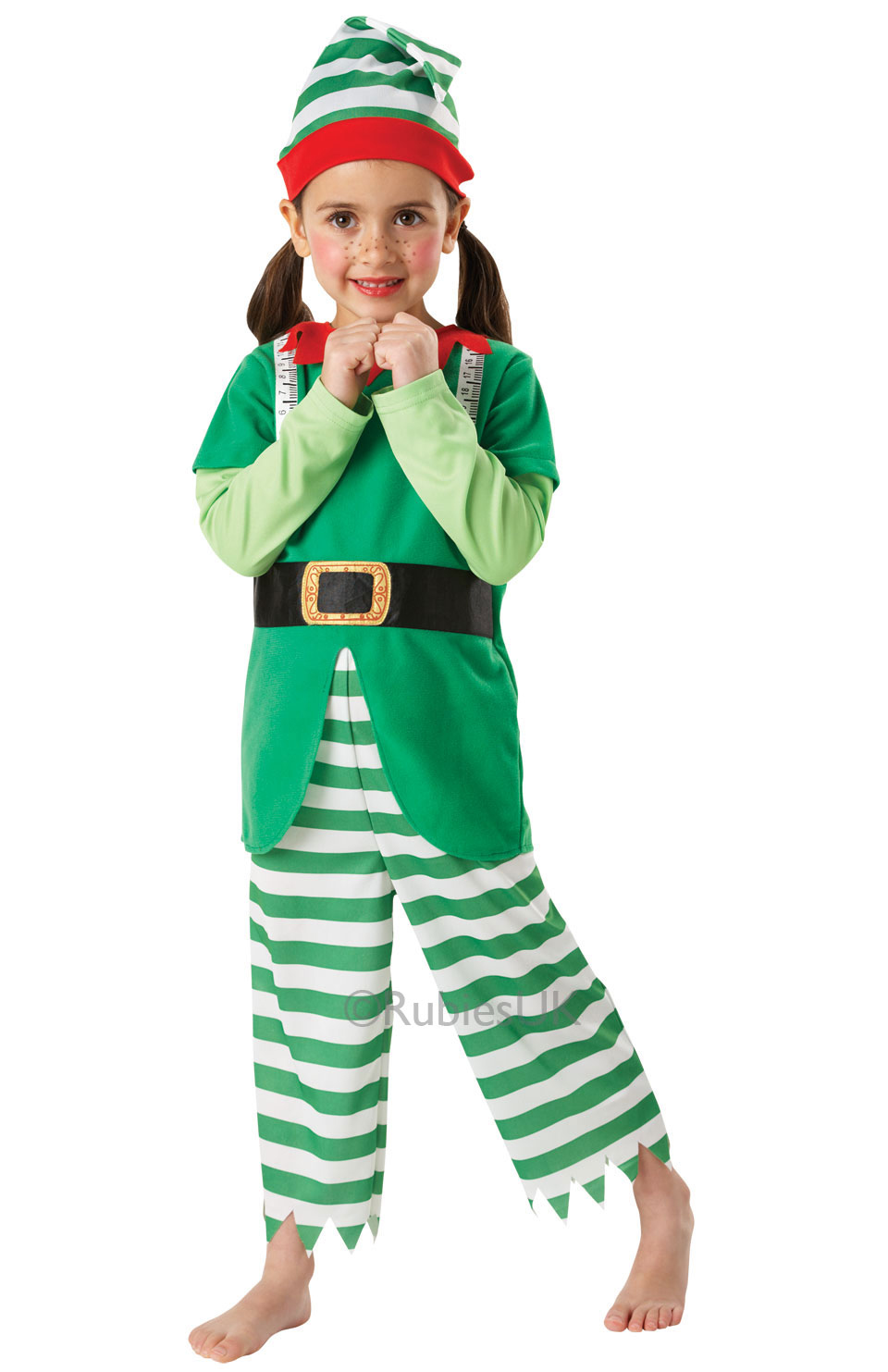Child Helpful Elf Costume Fancy Dress Costumes Amp Party
