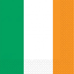 Ireland Flag Lunch Napkins