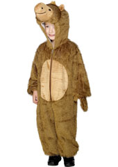 Camel Costume, includes Jumpsuit with Hood.