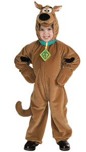 For all Scrappy-Doo-sized fans of Scooby Doo, here's our favourite Great Dane in a fun and fleecy finish. Find four friends to form your own Mystery Inc. gang and go looking for ghouls and all sorts of spooky clues! Deluxe Scooby Doo Costume, include