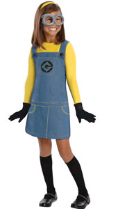 Some have but one eye, you'll definitely have two Dress as one of the cylindrical banana-loving mini-people and get ready to help Gru and Dr Nefario. You'll soon be sharing a Despicable Me adventure with hundreds of other Minions Despicable Me Child
