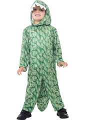 Dinosaur Costume, includes jumpsuit with Hood.