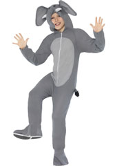 Elephant Costume, includes all in one jumpsuit with Hood.