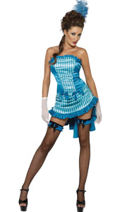 Fever Lady Elegance Costume, includes skirt and top. HEADPIECE NOT INCLUDED.