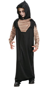 Horror Robe, includes hooded robe.