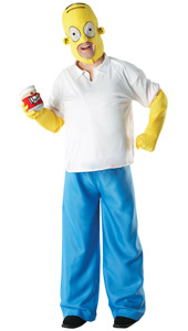It's 1.00 a.m. Better go home and spend some quality time with the kids. Live life like role model Homer Simpson Wear this gear to the plant or simply lounging on the sofa and relish the feeling of underachieving, Springfield style Homer Simpson Co