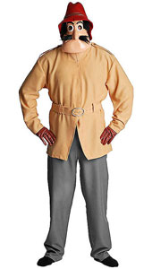 Inspector Clouseau Costume, includes headpiece, trousers and coat.