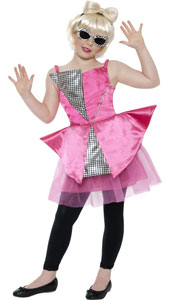 Mini Dance Diva Costume, includes dress only.