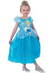 Storytime Cinderella Classic Costume, includes dress only.
