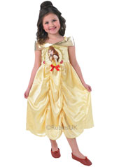 Storytime Golden Belle Classic Costume, includes dress only.