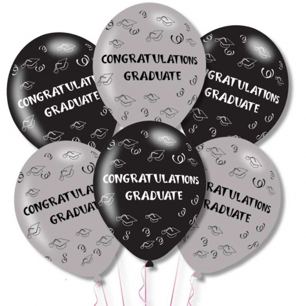 graduation balloons for graduation partys