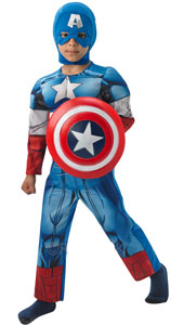 Lead the Avengers on their most daunting mission yet! As Captain America, stand up for the old-fashioned values you hold dear and see if the Super Soldier Serum running through your veins is enough to overpower the enemy