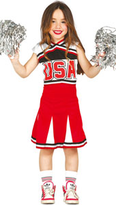 Cheerleader Costume includes dress only