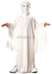 Ghost Robe Contains Hood and Robe