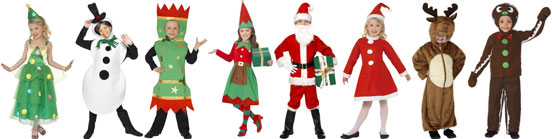 Childrens Christmas Costumes