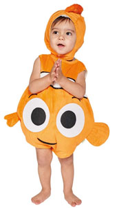 Disney Finding Nemo Tabard with Feature Hat