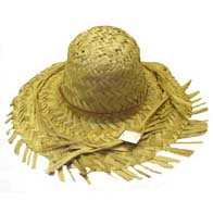 Ladies Beachcomber Straw Hat
