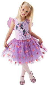 My Little Pony Twilight Sparkle Costume includes dress only.