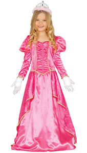 Pink Princess Costume includes dress only