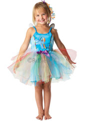 er game. With your billowing skirt, rainbow coloured hair tassels and wings at your back, take off as the brave but mischievous My Little Pony Pegasus in search of mystery and magic.  Dress, Wings and Hair piece