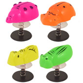 Jumping Bug.  Available in an assortment of 4.
