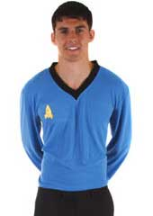 Space Traveller Shirt. Blue. Includes shirt only.