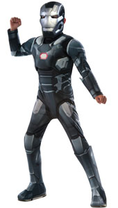 Transform into the War Machine, the heavily armoured battle suit that protects Colonel James Rupert Rhodes. With the Civil War tearing the Avengers apart, join Tony Stark�s Iron Man camp, battling to enforce the Sokovia Accords