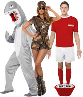 Dress to Impress with Ladies & Gents Fancy Dress Costumes