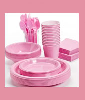 Solid Colour Partyware