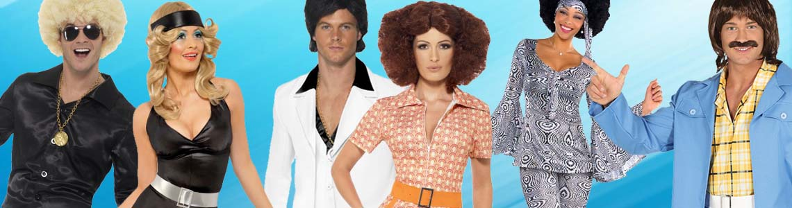 70s Style Party Dresses