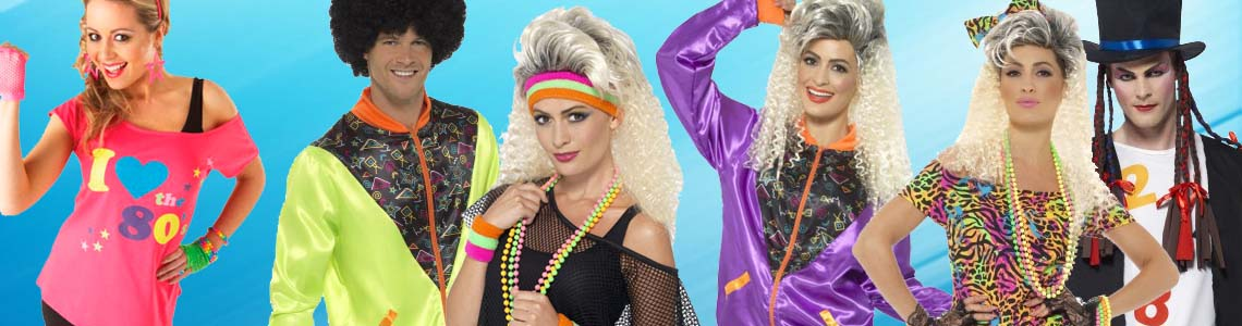 34a790b0dd 1980s Fancy Dress Costumes - Fancy Dress Costumes, Party Supplies Ireland -  LittleStarParties Online Party Shop