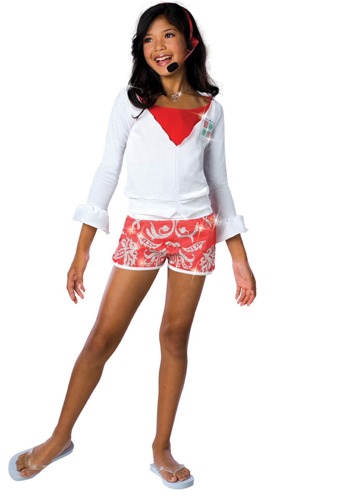 Gabriella Lifeguard Costume Fancy Dress Costumes Amp Party