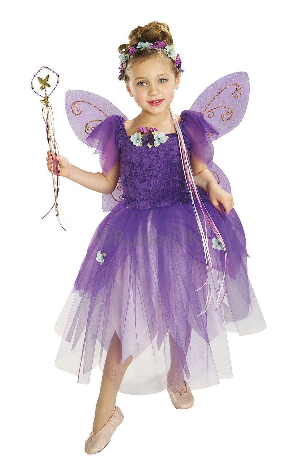 Plum Pixie Costume Fancy Dress Costumes & Party Supplies Ireland ...
