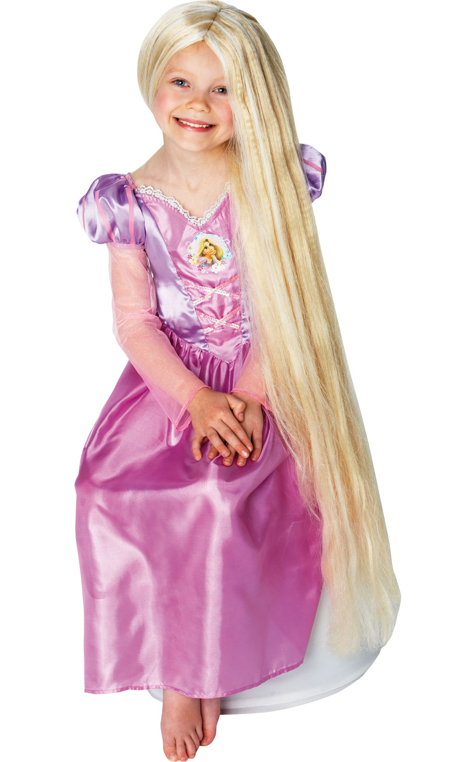 Rapunzel Wig Fancy Dress Costumes & Party Supplies Ireland ...