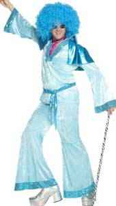 Fairy Godbrother Costume, includes top, trousers, sash and scarf.