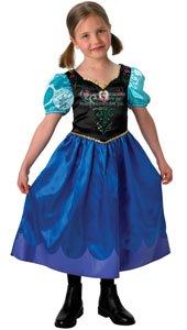 Frozen Anna Classic Costume, includes dress only.