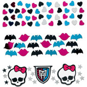 Monster High 3 Pack Value Confetti.