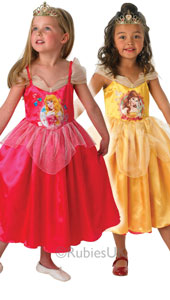Loved Sleeping Beauty? Adored Beauty and the Beast? Now you can get wrapped up in the romance and excitement of both films thanks to this clever reversible gown you can simply turn inside out to change from Aurora into Belle Reversible Beau Sleeping Bea