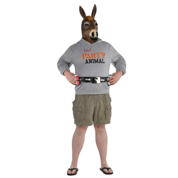 Party Jackass Costume Fancy Dress Costumes & Party Supplies Ireland ...