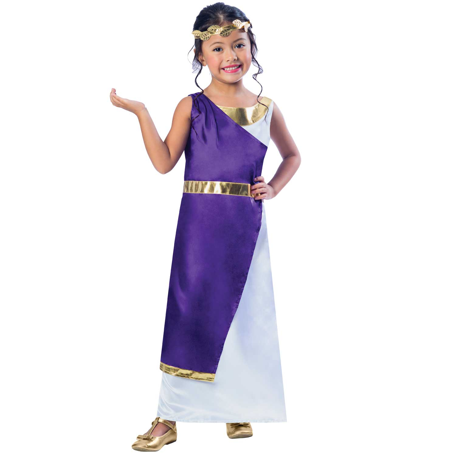 Roman Girl Costume Fancy Dress Costumes & Party Supplies Ireland ...