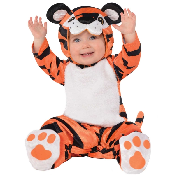 baby costumes for babies childrens tigers costumes  sc 1 st  Little Star Parties & Tiny Tiger Costume Fancy Dress Costumes u0026 Party Supplies Ireland ...