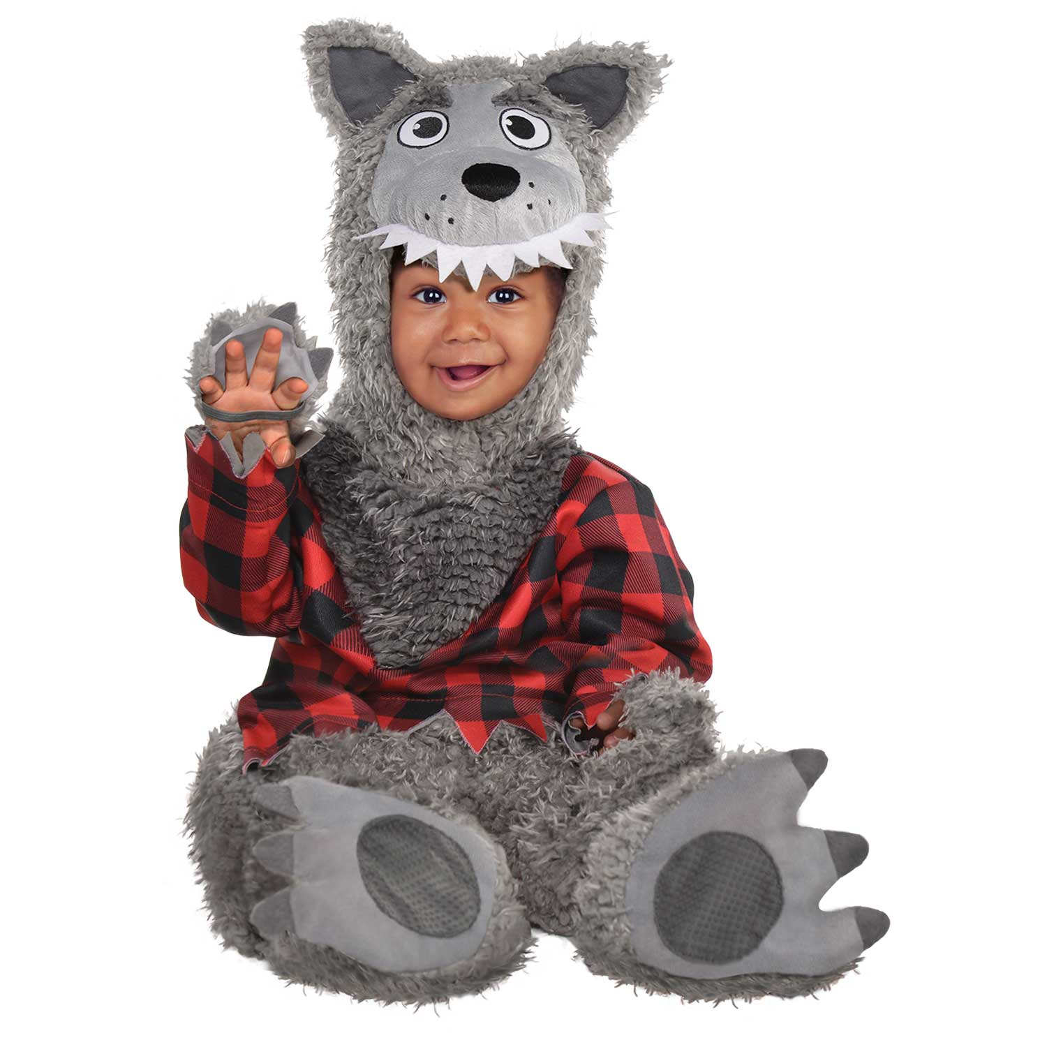 Baby Wolf Costume Fancy Dress Costumes & Party Supplies Ireland