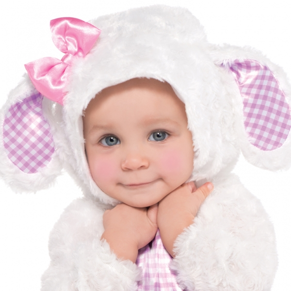 childrens sheeps costumes lambs costumes outfits  sc 1 st  Little Star Parties & Little Lamb Costume Fancy Dress Costumes u0026 Party Supplies Ireland ...