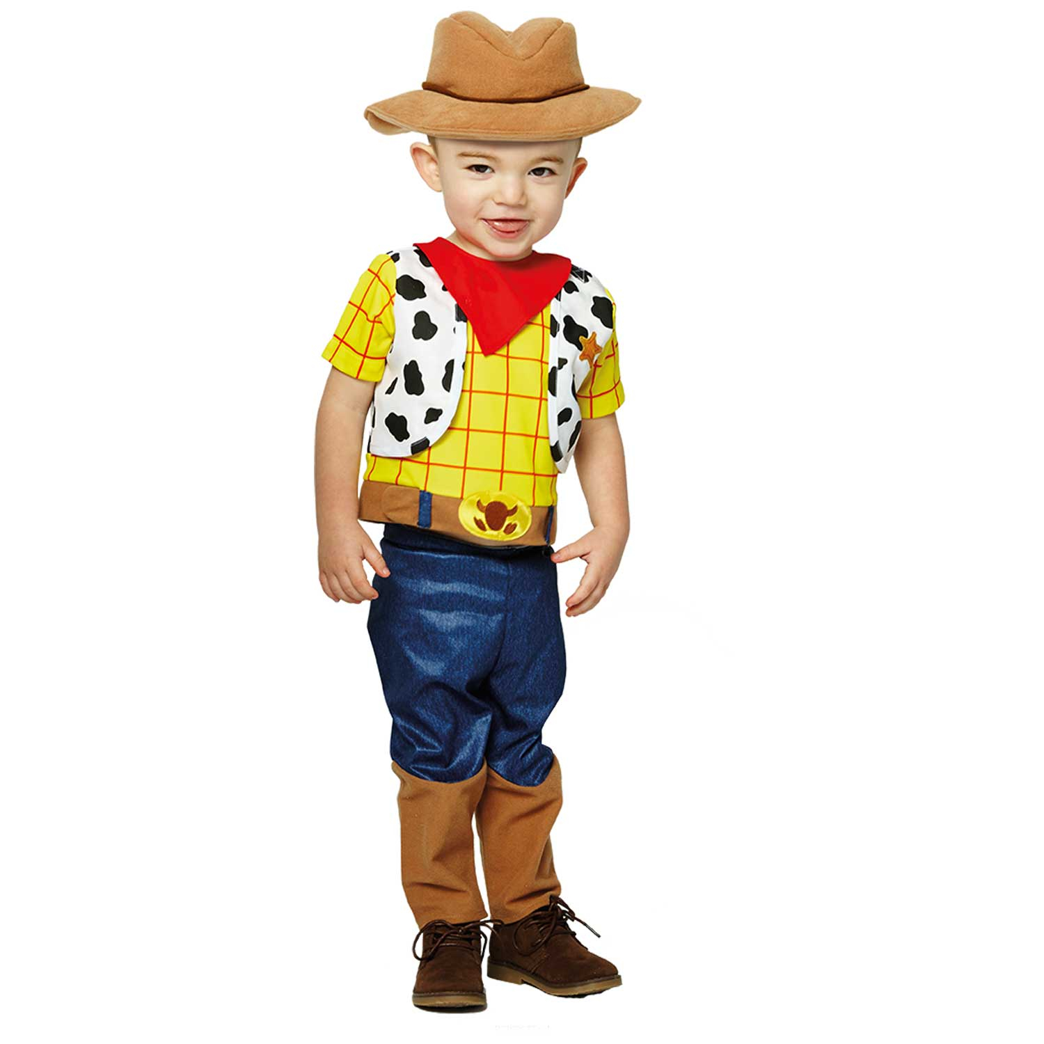 Disney Baby Woody Sheriff Costume Fancy Dress Costumes & Party