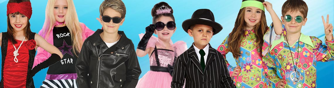 c7dfa2e8 Popstars & Flappers Childrens Costumes - Fancy Dress Costumes, Party  Supplies Ireland - LittleStarParties Online Party Shop