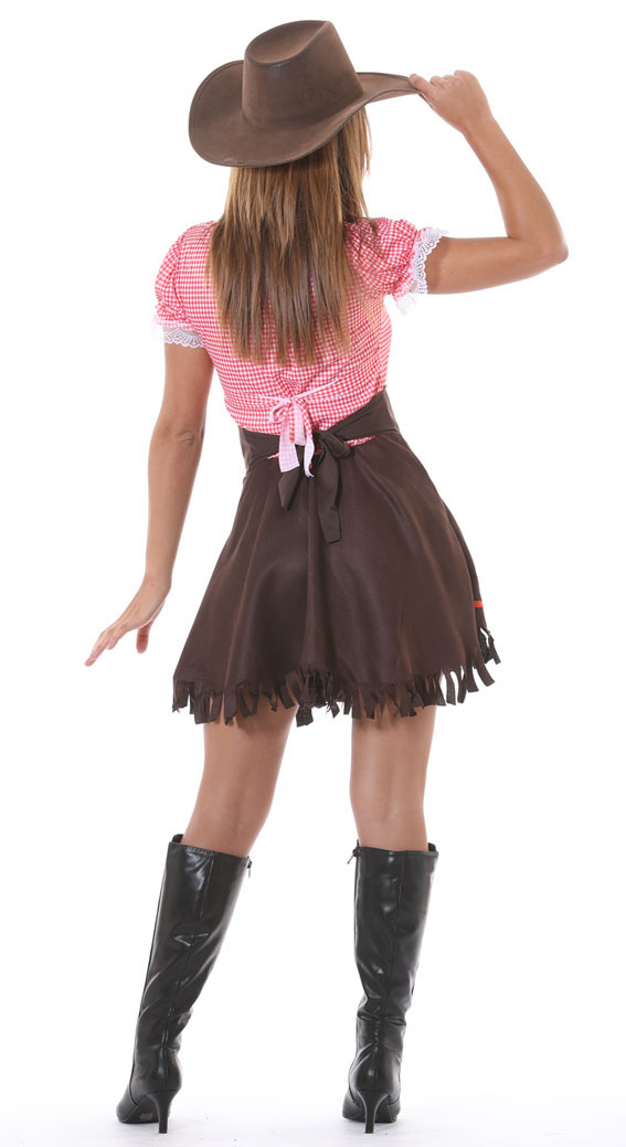 cowgirl costume fancy dress costumes  party supplies